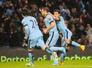 Manchester City-Sunderland (EPA/ David Richards)