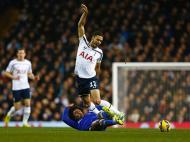 Tottenham-Chelsea (REUTERS/ Eddie Keogh)
