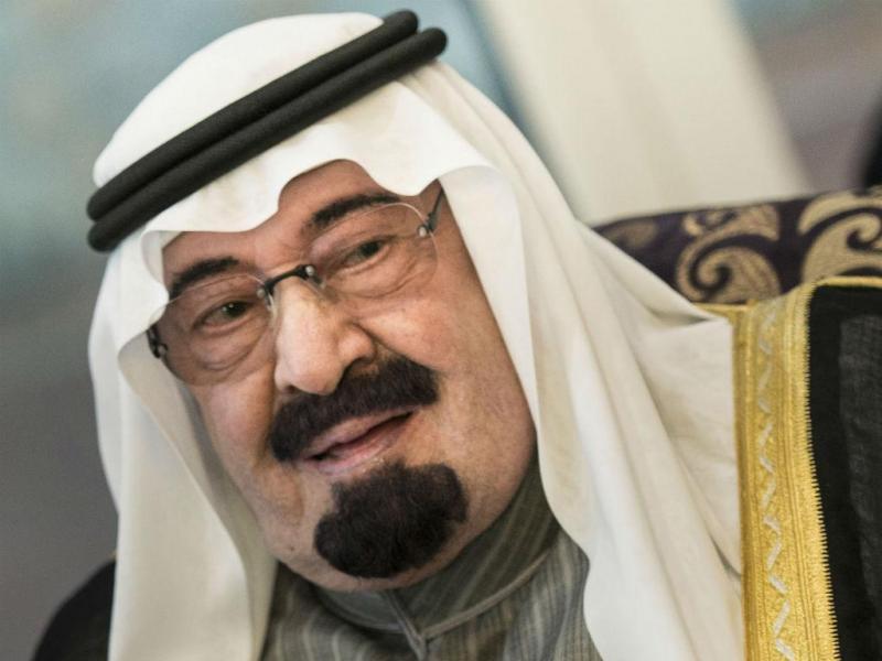 Rei da Arábia Saudita, Abdullah bin Abdulaziz (REUTERS)
