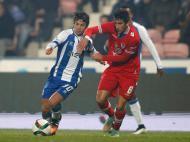Gil Vicente-FC Porto (REUTERS/ Miguel Vidal)