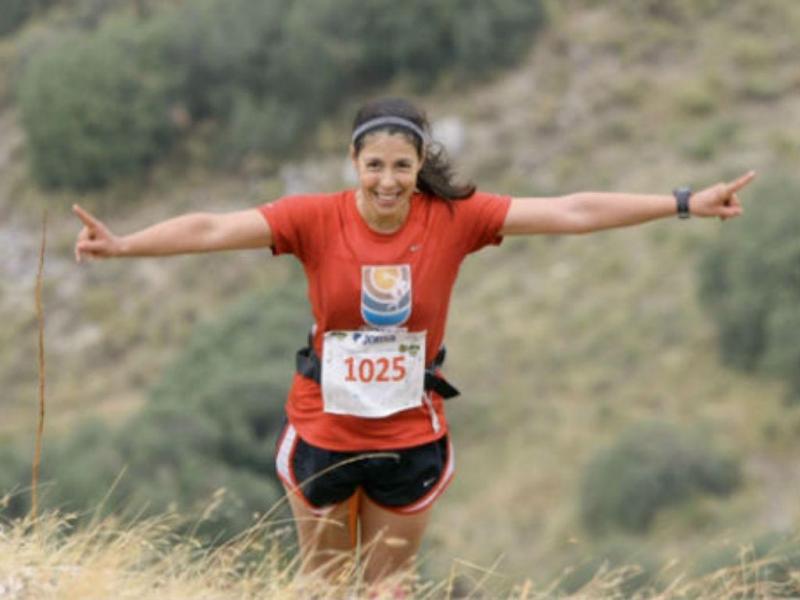 Ultramaratonista Maria da Conceição