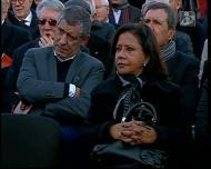 A homenagem «justa» de Lisboa a Eusébio