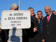 Eusébio (LUSA/ Manuel de Almeida)