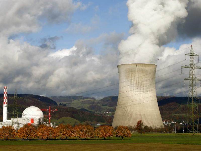 Central nuclear na Suíça (Reuters)