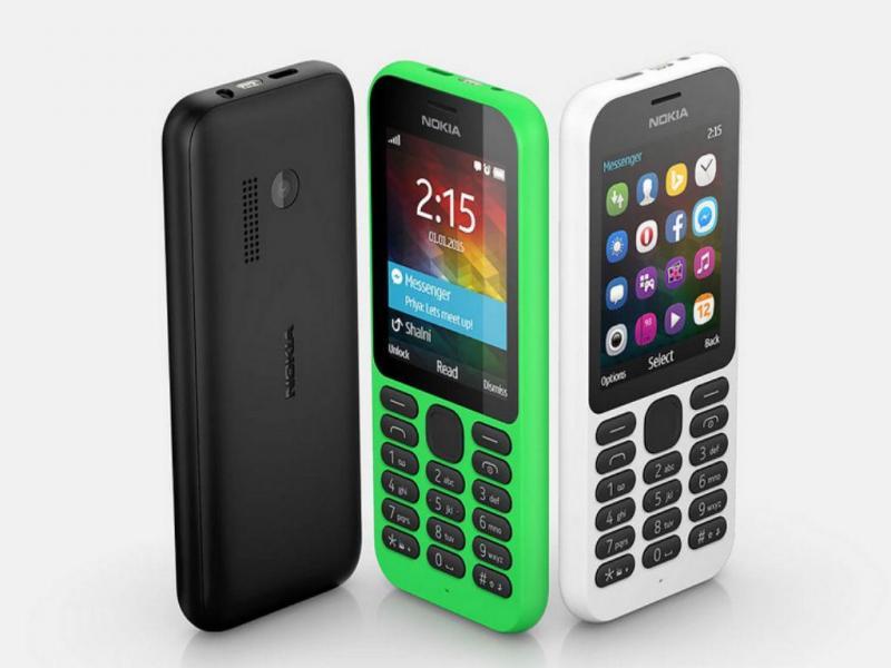 Nokia 215 (Microsoft)