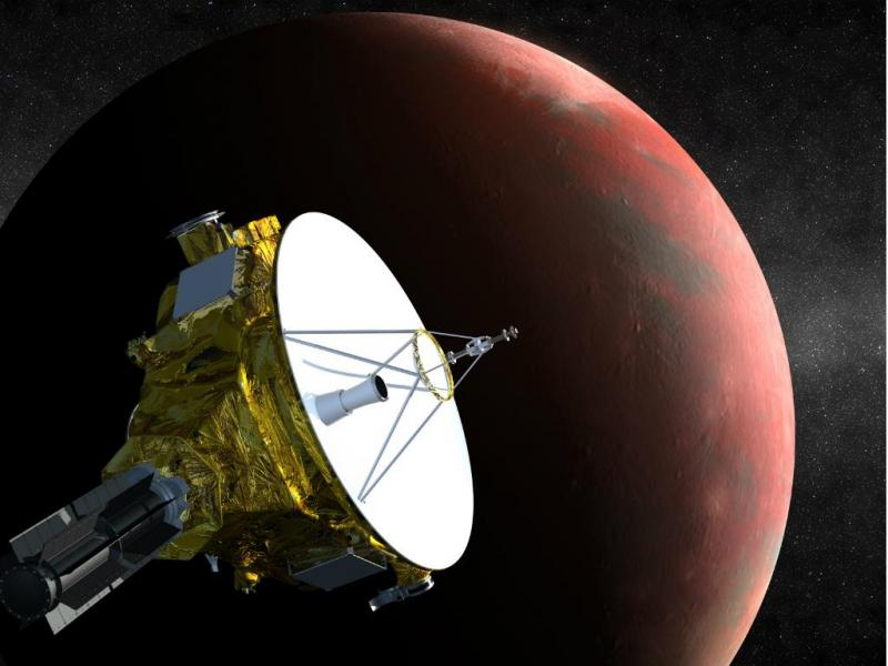 New Horizons, sonda da NASA