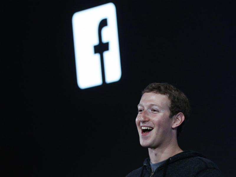Mark Zuckerberg (REUTERS/Robert Galbraith)