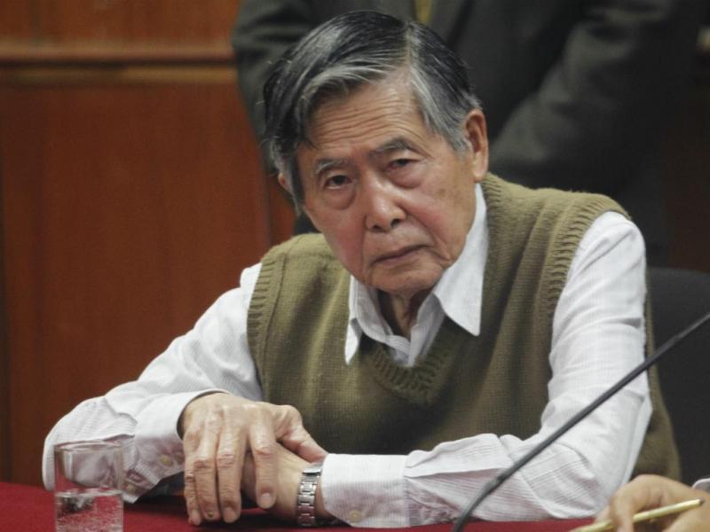 Alberto Fujimori (Reuters)