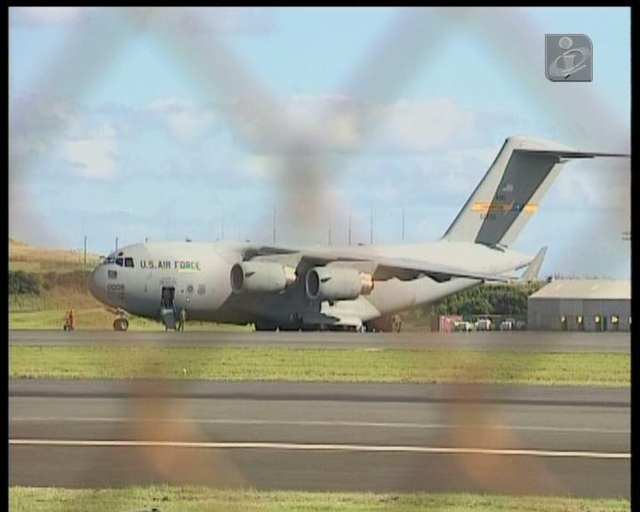 EUA vão reduzir a presença militar nas Lajes