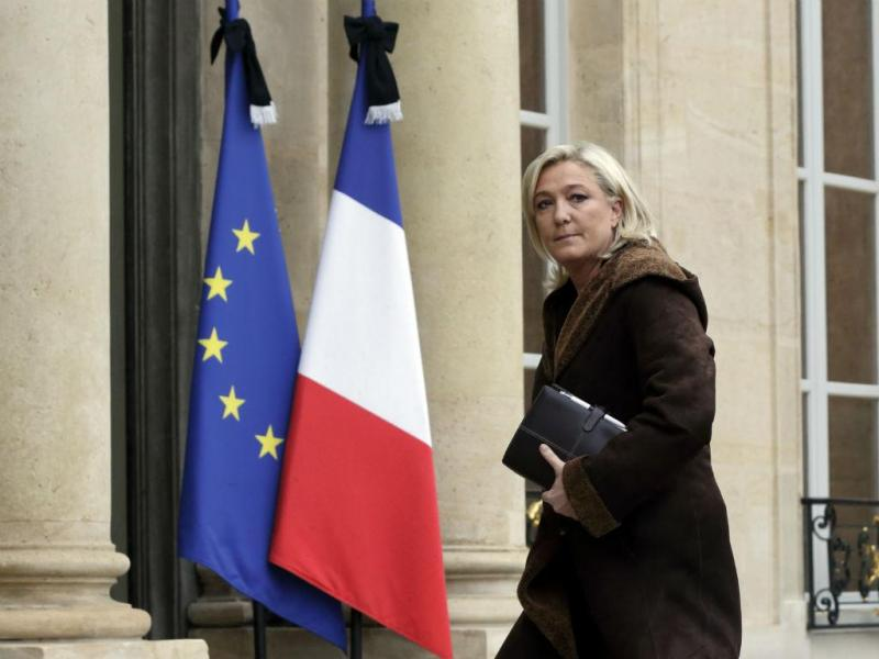 Marine Le Pen (REUTERS)
