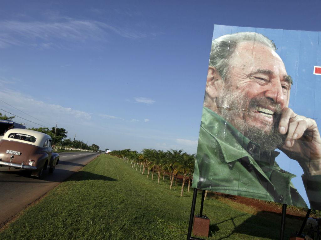 Fidel Castro [Reuters]