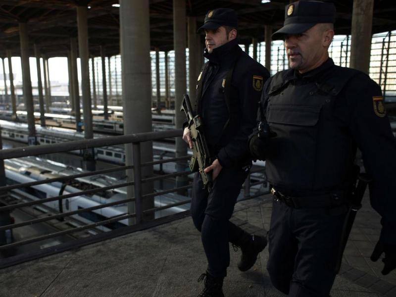 Polícia (REUTERS)