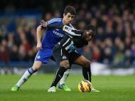 Chelsea-Newcastle (REUTERS/ Stefan Wermuth)