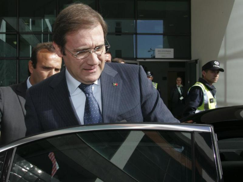 Passos Coelho no XV congresso regional do PSD na Madeira [Lusa]