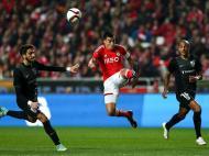 Benfica-Guimarães (LUSA/ Mário Cruz)