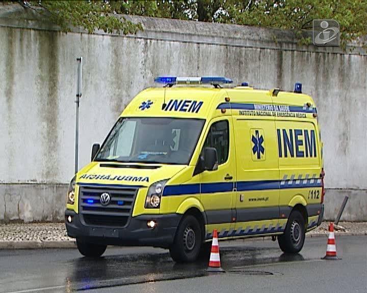 INEM está a demorar mais tempo a responder às urgências