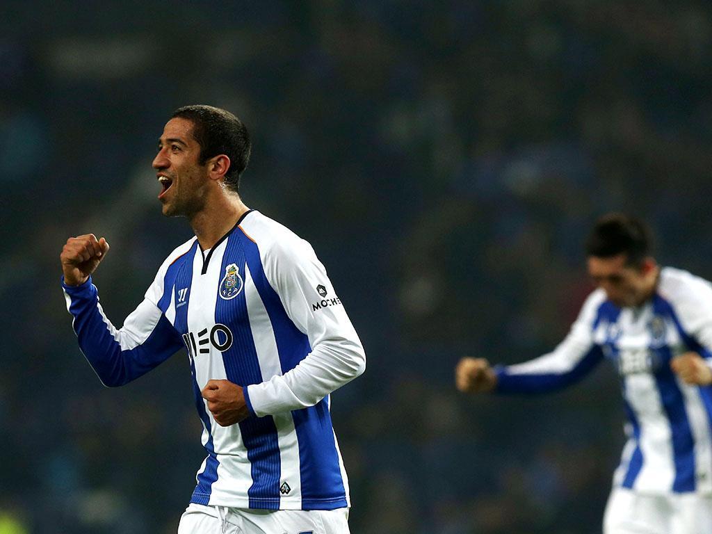 FC Porto-Belenenses (LUSA/ Estela Silva)