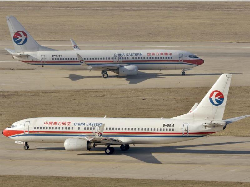 China Eastern Airlines [Reuters]