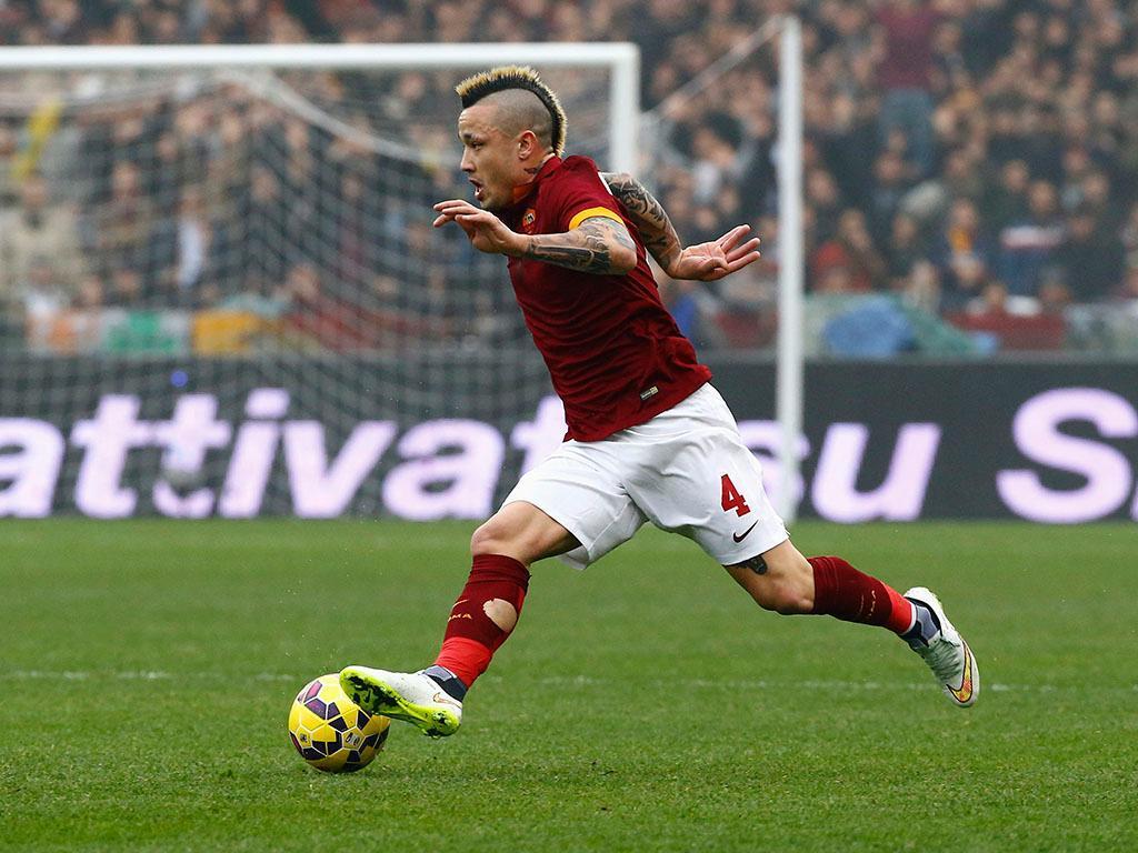 Roma-Lazio (REUTERS /Stefano Rellandini)