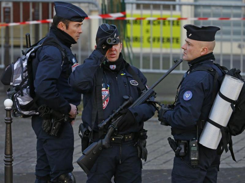 Segurança em Paris [Reuters]