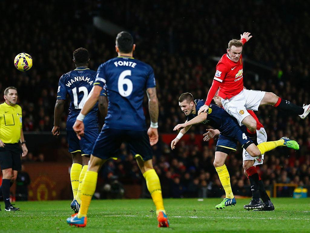 Manchester United-Southampton (REUTERS/ Darren Staples)