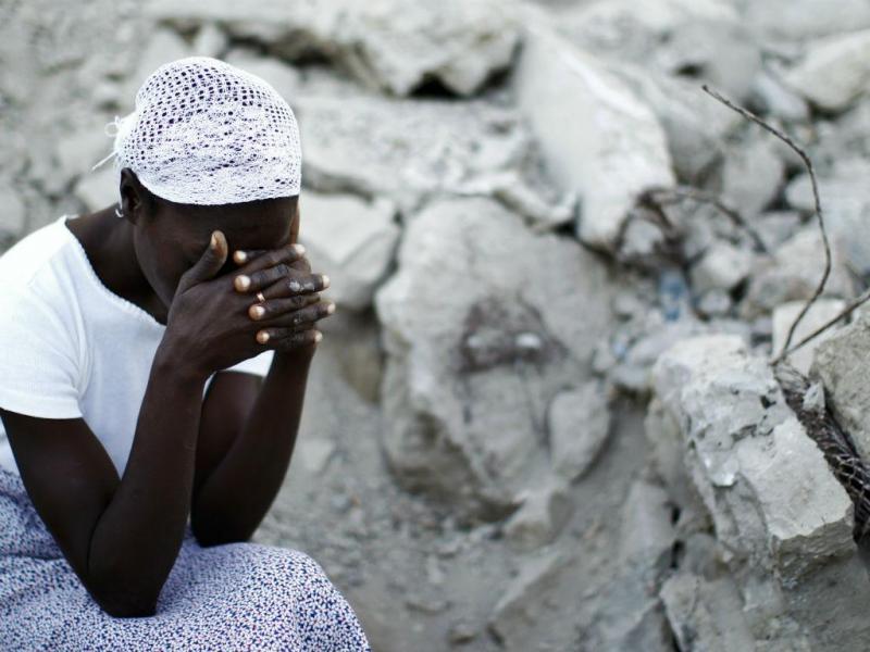 Haiti (REUTERS)