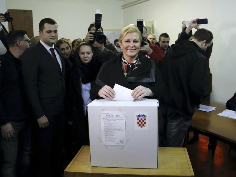 Kolinda Grabar Kitarovic (Reuters)