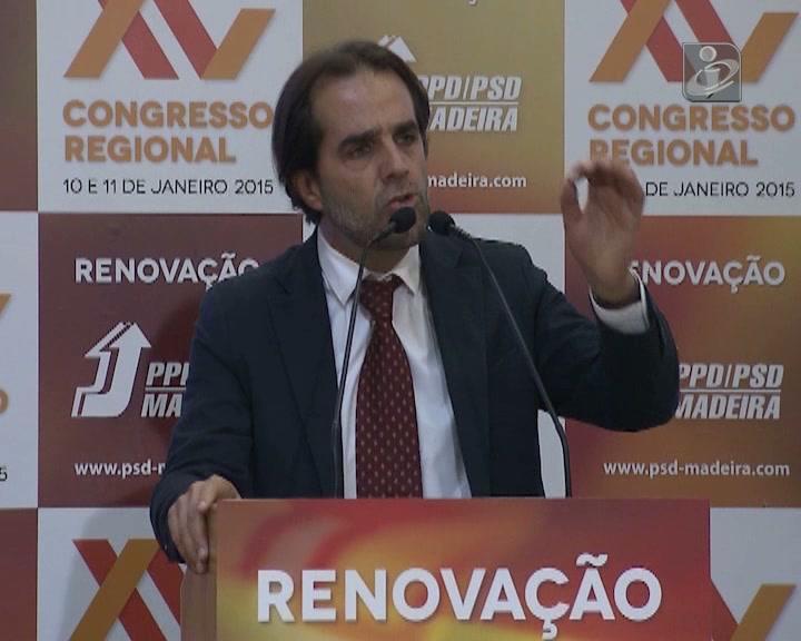 Miguel Albuquerque quer romper com políticas da era Jardim