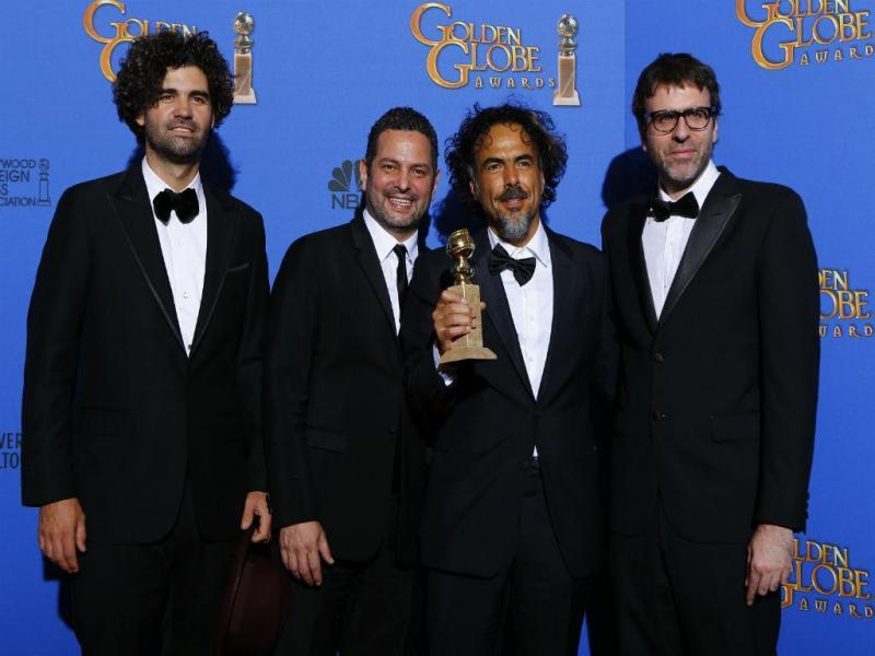 Globos de Ouro 2015 Vencedores - «Birdman»