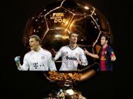 Bola de Ouro (REUTERS)