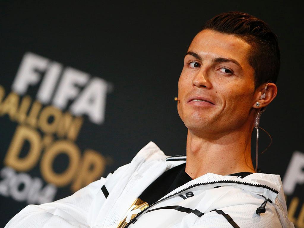 Cristiano Ronaldo (REUTERS/ Arnd Wiegmann)