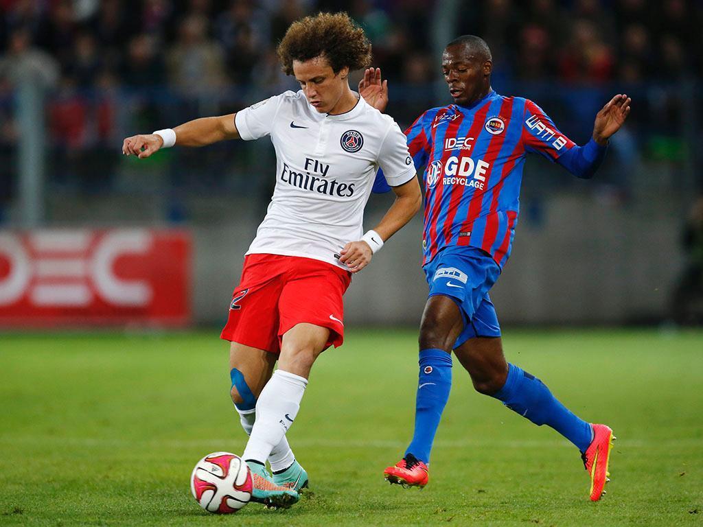 David Luiz (REUTERS/ Stephane Mahe)