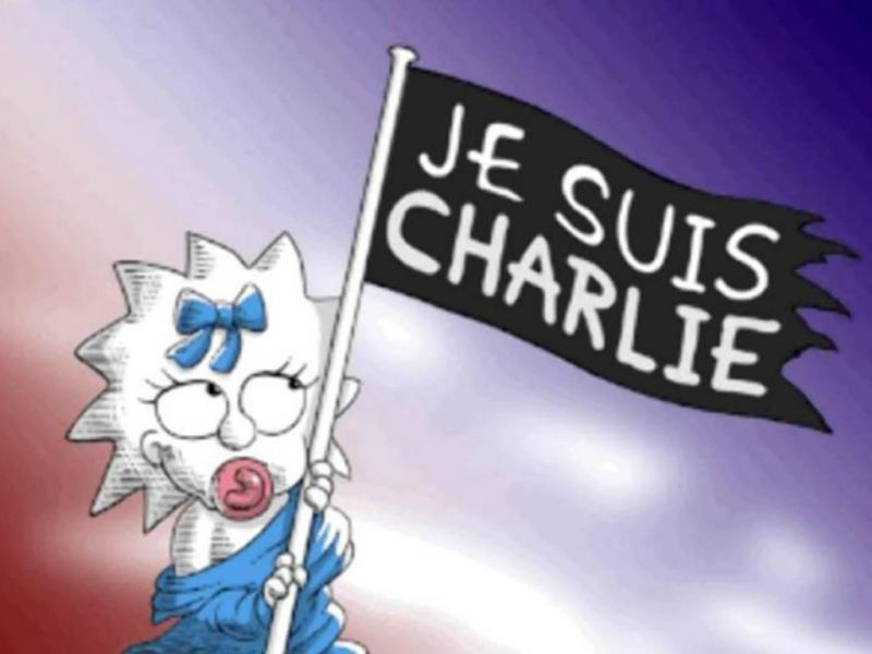 «Simpsons» também são «Charlie»