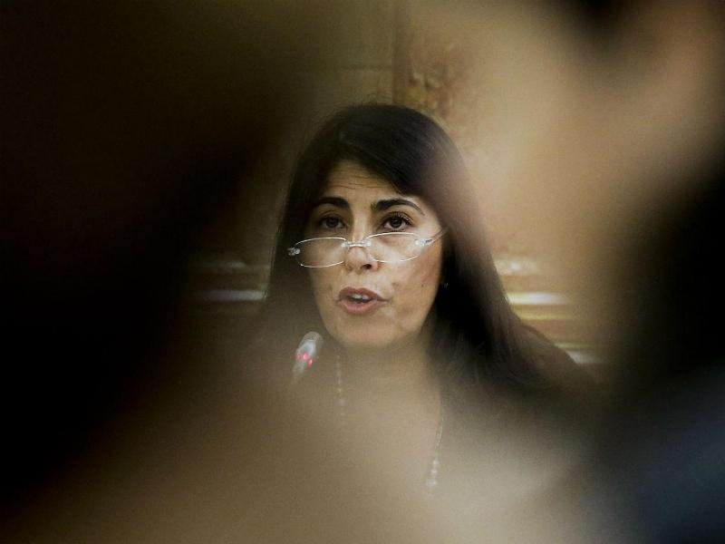Isabel Almeida, ex-diretora do departamento financeiro do BES [Lusa]