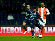 FC Porto-União da Madeira (LUSA/ Estela Silva)