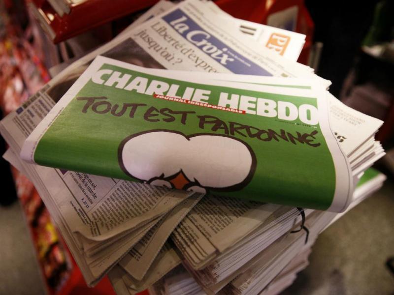 «Charlie Hebdo» [EPA/Lusa]