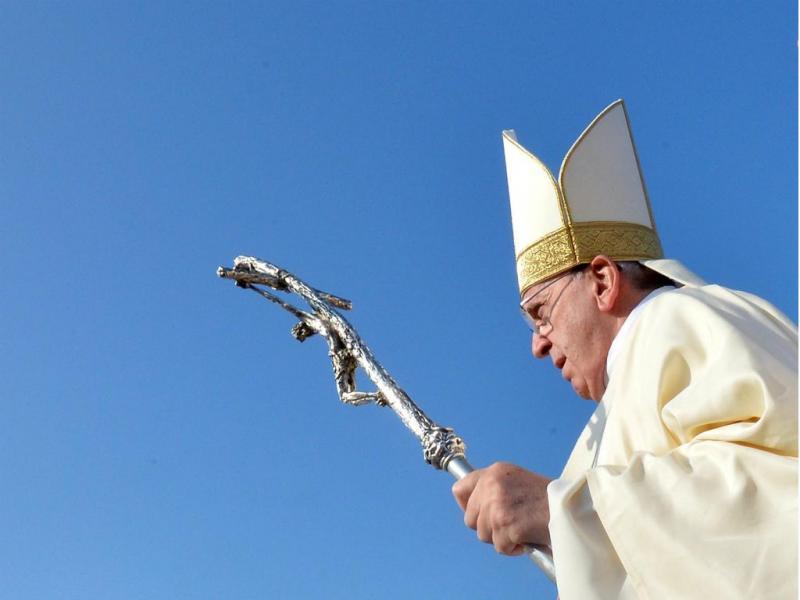 Papa Francisco [LUSA/EPA]