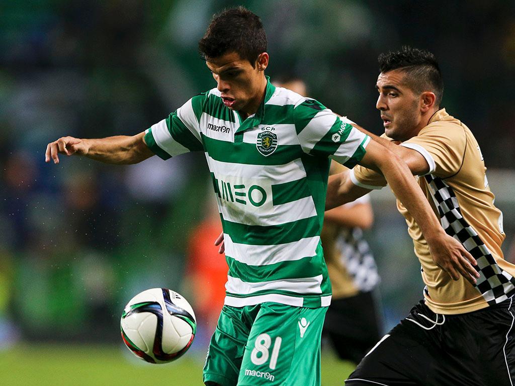 CD instaura processo ao Sporting devido a Gauld e Geraldes