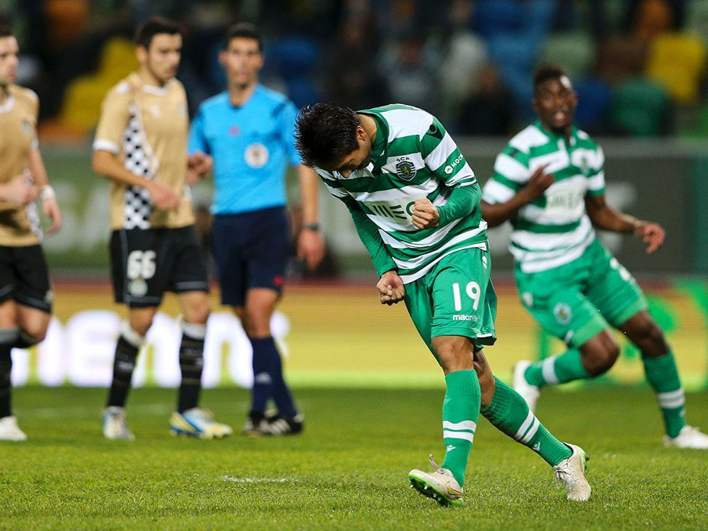 Sporting-Boavista (LUSA/ Miguel Lopes)