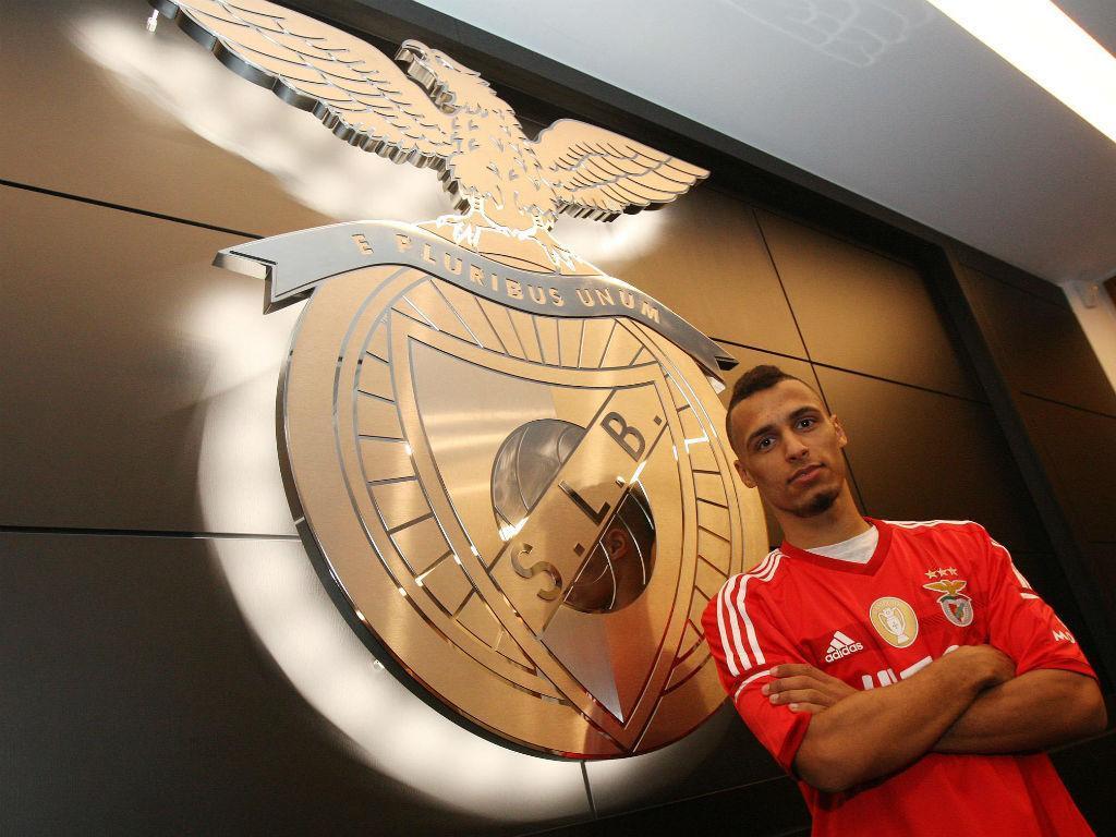 Mukhtar (foto: Benfica)