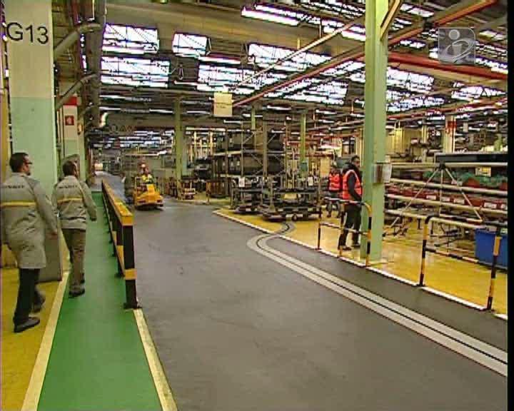 Renault Portugal investe 10 milhões em novas linhas de produção