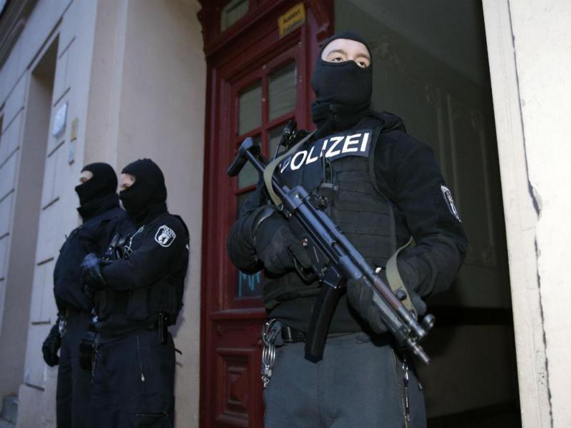 Polícia da Alemanha (Reuters)