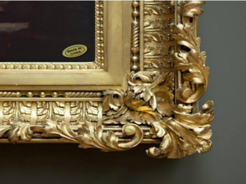 A Dulwich Picture Gallery ainda não revelou o nome do quadro