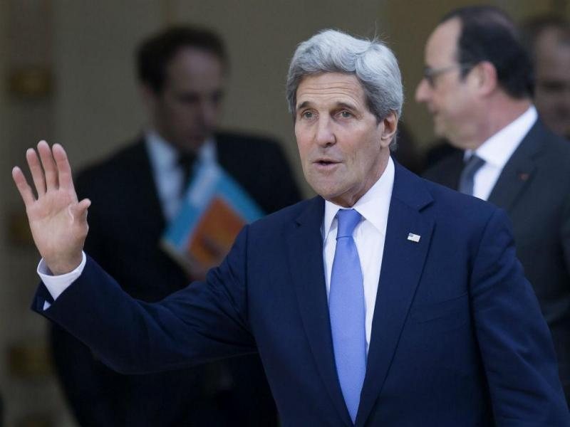 John Kerry (Lusa EPA)