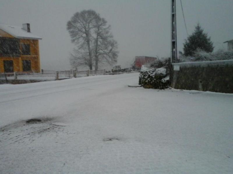 Fotos da neve em Portugal enviadas pelos leitores para euvi@tvi.pt