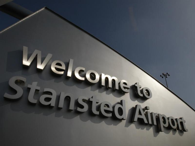 Aeroporto de Stansted [Reuters]