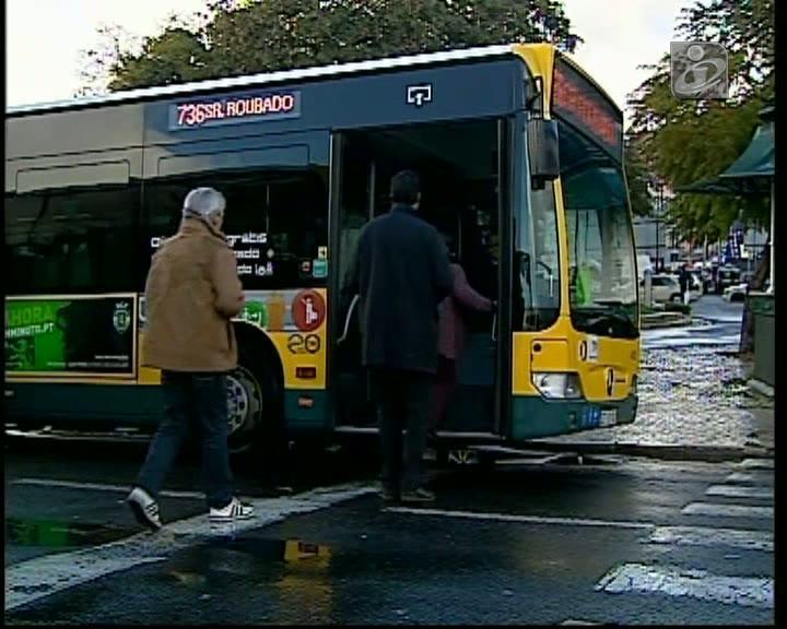 Mau comportamento em autocarros vai dar multa até 250 euros