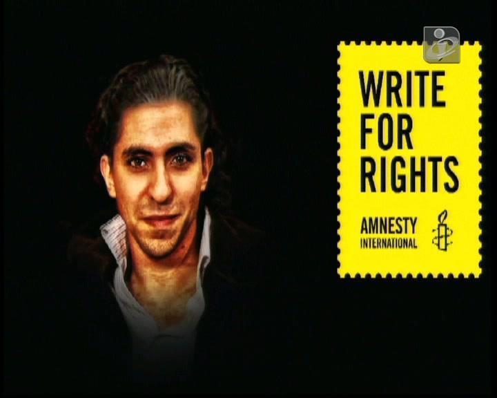 Blogger saudita condenado a mil chicotadas por insultar o islão