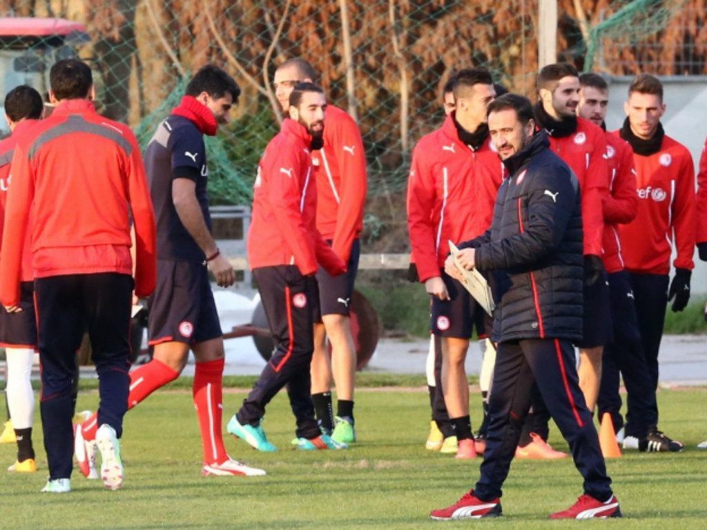 Vítor Pereira (foto: Olympiakos)