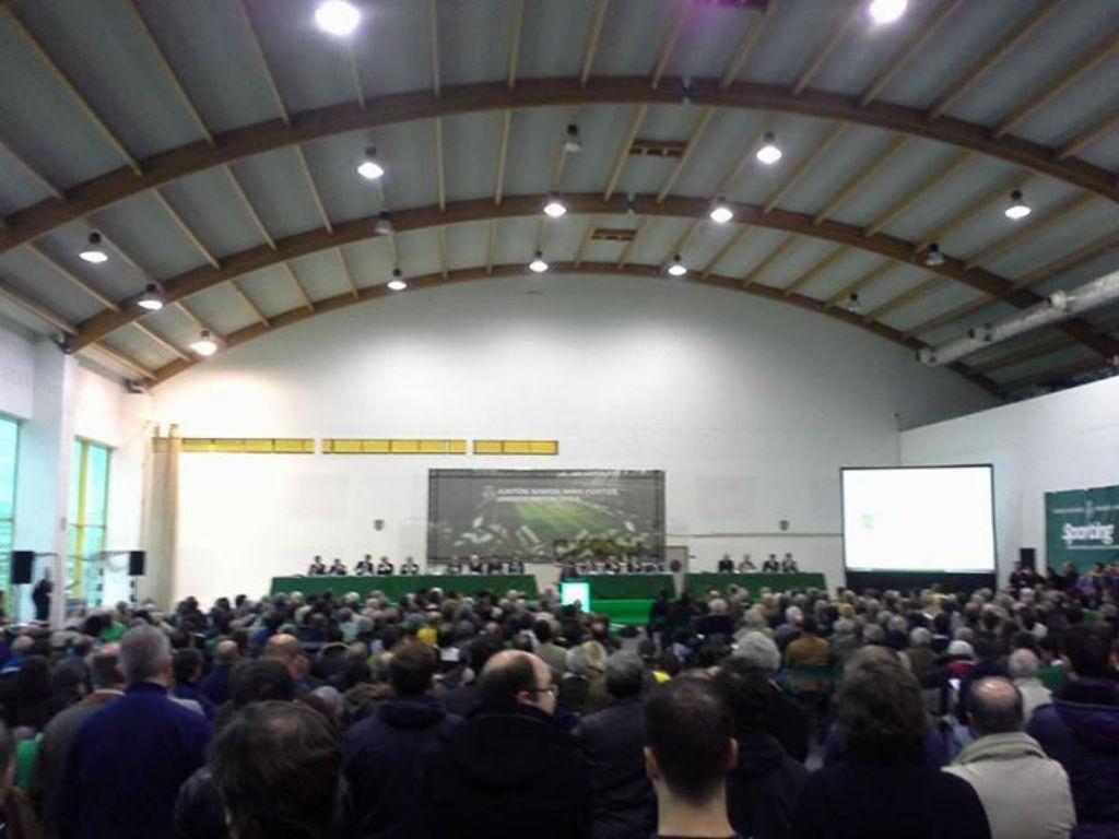 Assembleia Geral Sporting